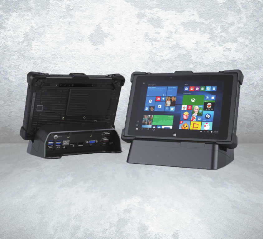 CW8 – 8″ Windows Tablet